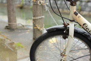 台風 自転車 通勤 危険 風速