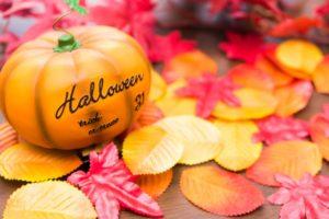 秋のハロウィン