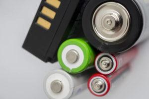 色々な乾電池