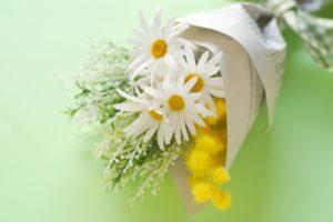 母の日に花束