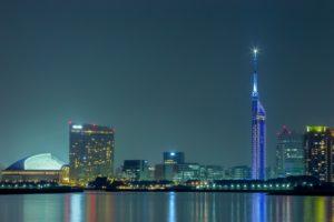 福岡タワー 赤 イルミネーション どこ
