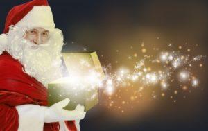サンタクロース クリスマス プレゼント メッセージ