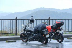 ゲリラ豪雨 バイク 通勤 防寒対策 注意点